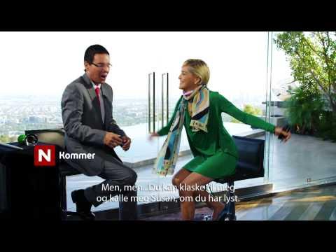 Kanal Valen - Sharon Stone teaser