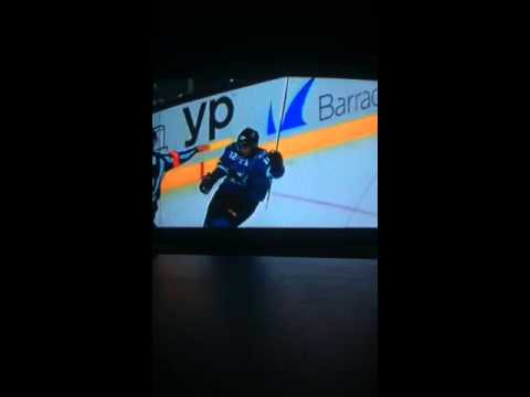 Winnipeg Jets vs San Jose Sharks 10/11/2014 part 7