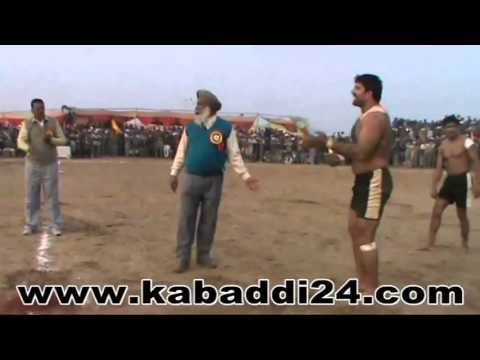India Vs Pakistan Kabaddi (sikandarpur) cup 2014
