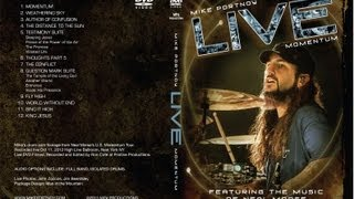 MIKE PORTNOY Releases Trailer of Live Momentum Drum Cam DVD