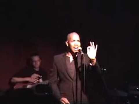 Take Me Away by Darius de Haas at Scott Alans Birdland Concert, April 12th, 2010