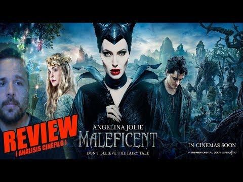 Maléfica (2014) - CRÍTICA - REVIEW - OPINIÓN - John Doe - Maleficent - Angelina Jolie