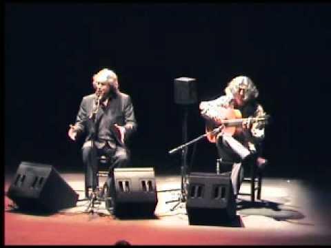 Malagueñas Canta José Mercé 2010