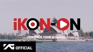 iKON-ON : CONTINUE TOUR IN SYDNEY #2