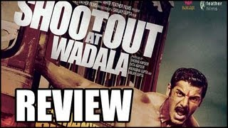 Shootout at Wadala - Shootout at Wadala - Latest Bollywood Hindi Movie Review