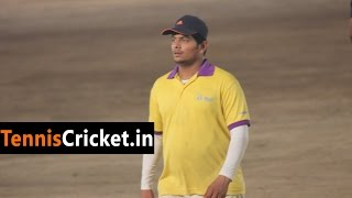 Rushi Naik Batting & Bowling in Mahesh Sports Club Chashak 2015, Shelghar