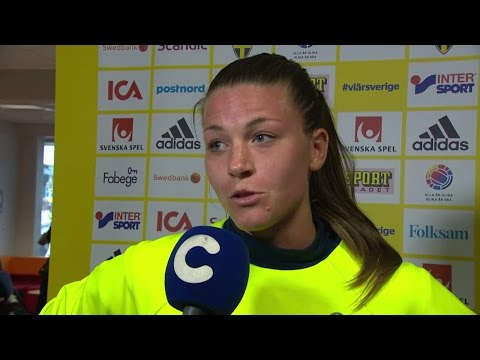 """Hammarlund: """"De var lite trötta, så det var bara att ösa på"""" - TV4 Sport"""