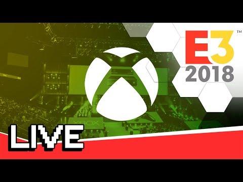 E3 2018. CONFERÊNCIA MICROSOFT XBOX