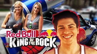 Red Bull King of the Rock-1e1 Basketbol Turnuvasına katıldık