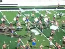 2008 Cavaliers full corps run at Broken Arrow 7/21 (part 1)