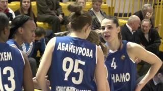 УГМК : Динамо-ГУВД