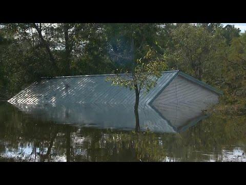 Flood disaster in South Carolina