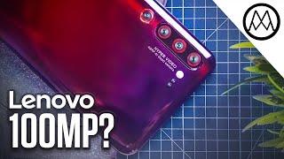 Lenovo Z6 Pro...The 100 Megapixel Smartphone?