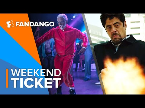 Now In Theaters: Uncle Drew, Sicario: Day of the Soldado | Weekend Ticket