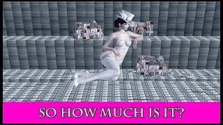 So How Much Is It? (Second Life)