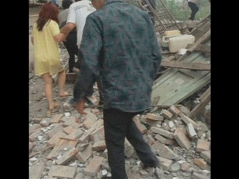 China EARTHQUAKE in Southwestern: DEATH toll rises to 113 and more than 3000 INJURED