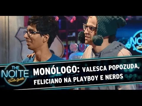 Monólogo - Valesca Popozuda, Feliciano Na Playboy E Nerds video
