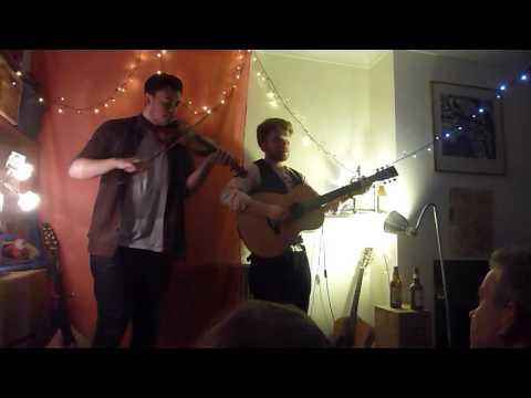 Greg Russell And Ciaran Algar - Hard Up