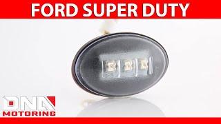 DNA Motoring 99-10 Ford Super Duty Chrome Fender Light