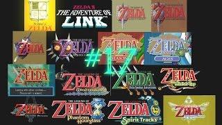 Top 17 Personal Zelda Games (2014 Edition) - Slashstar314