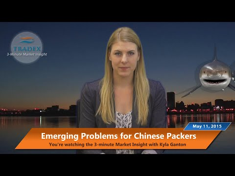 3MMI - Financial Turmoil in China Pressures Twice-Frozen Seafood Market