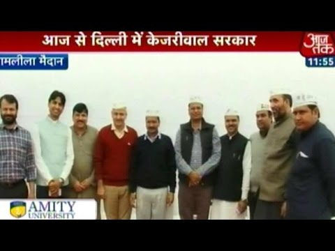 Gul Panag confident Kejriwal will deliver on promises in accountable manner