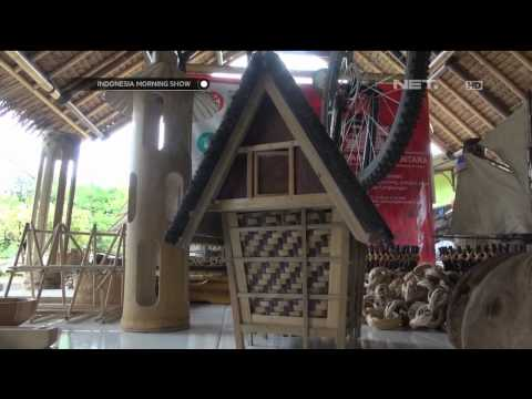 media seni bambu petuk