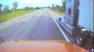State Patrol Locates Driver of Semi Involved in Dangerous School Bus Incident