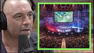 Joe Rogan Surprised By the Popularity of Pro Gaming