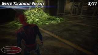 The Amazing Spider-Man - Water Treatment Facility Collectibles