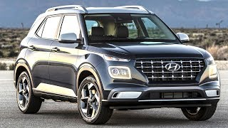 2020 Hyundai Venue - Driving, Interior, Exterior Design