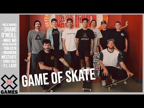 Game of Skate 2014: FULL BROADCAST | World of X Games