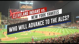 2017 ALDS Game 5: Indians vs. Yankees (hype video)