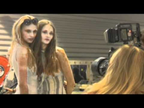 Fashion Show Talbot Runhof für amica.de und elle.de