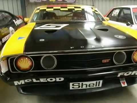 falcon GT XA COUPE BATHURST JOHN GOSS