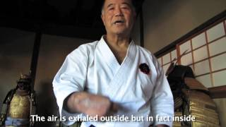 Worlds Karate Legend MORIO HIGAONNA Goju-ryu Master 10th Dan (pt.4)