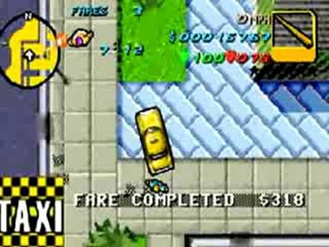 Grand Theft Auto Advance Review