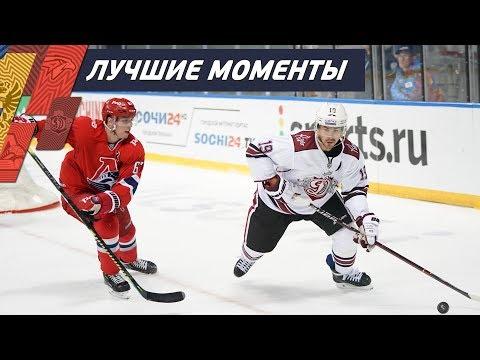 SHO-2019. Локомотив - Динамо Рига. Лучшие моменты матча