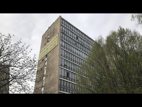 Urbex- Opuszczona Szkoła W Warszawie ALMAMER
