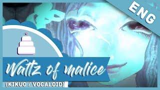 「English Cover」Waltz of Malice (Kikuo / Vocaloid)【Jayn】