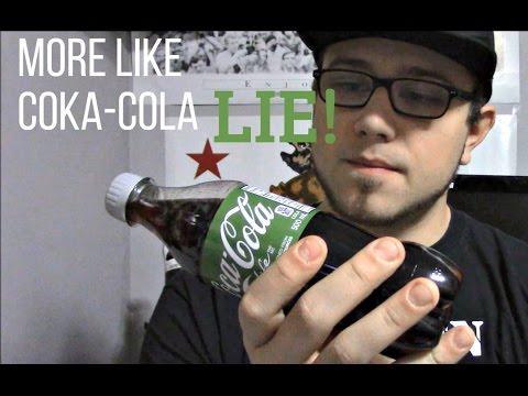 The Latest Health Marketing Scam - Coka-Cola Life