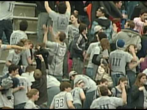Syracuse welcomes Georgetown fans Video
