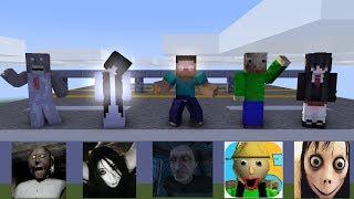 MONSTER SCHOOL - SEASON 2 ALL EPISODE - Minecraft Animation