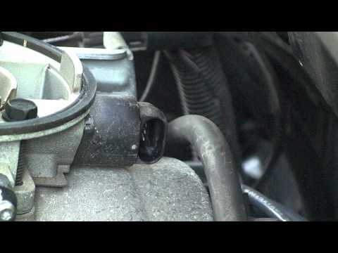Idle Air Control Valve (IAC) 2002 Dodge Dakota 3.9 Stalling