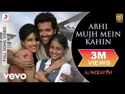 Agneepath - Hrithik Priyanka | Abhi Mujh Mein Kahin Video