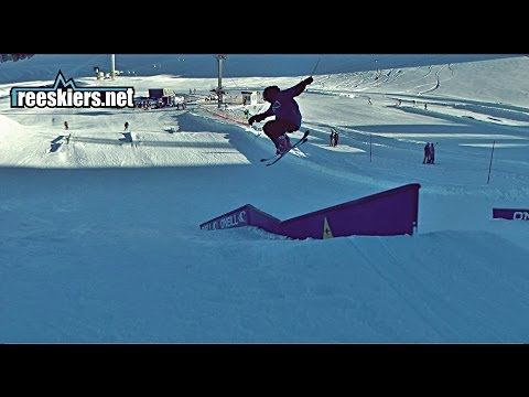 Superpark Dachstein - freeskiers.net Parkcheck / Top To Bottom