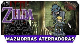 Top 10 - Mazmorras Más ATERRADORAS - The Legend of Zelda | NDeluxe