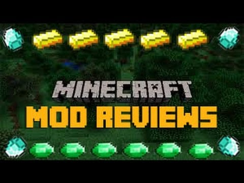 Mineraft Mod Review   Ep 1   Optifine 1.2.5