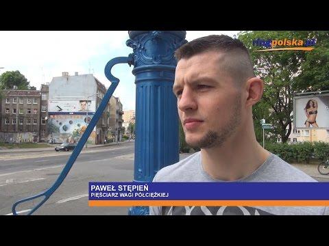 Paweł Stępień Przed Walką W Szczecinie