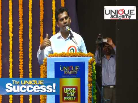 Dr. Nitin Jawale Sir's (ias) Motivational Speech At Unique Academy For Upsc mpsc Students video